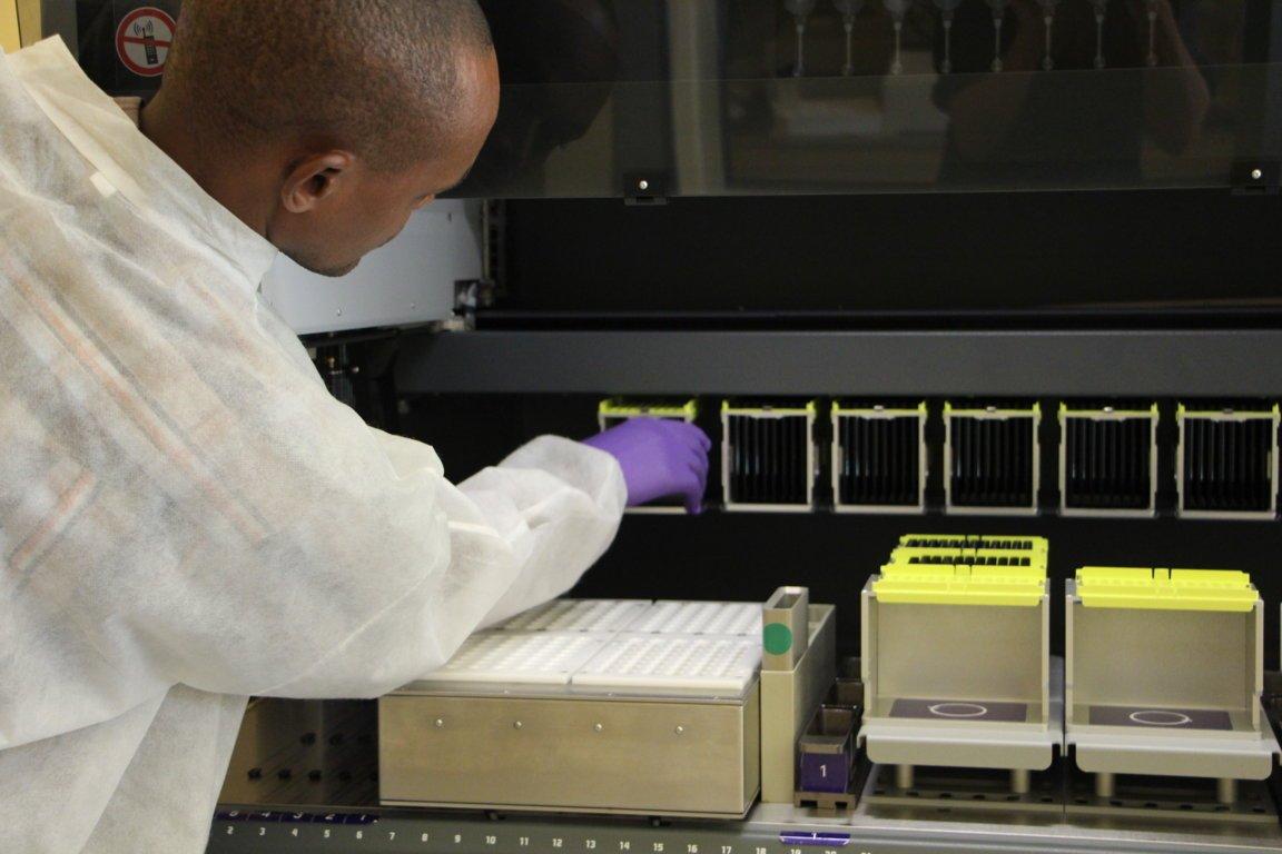 Laboratoire – Virologie